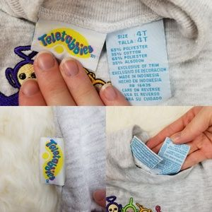 Vintage Shirts & Tops - Vintage|Teletubbies Pullover Sweater